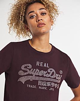 Superdry Boho Sparkle Tee