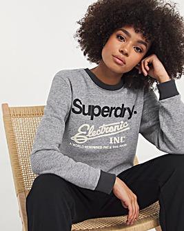 Superdry Ringer Crew Sweatshirt
