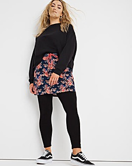Joe Browns 2 in 1 Legging Skirt