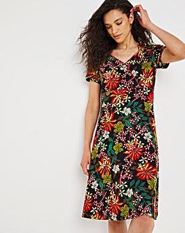 Joe Browns Retro Floral Print Dress