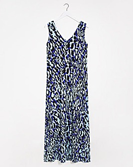 Joe Brown Leopard Print Dress
