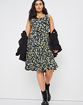Joe Browns Ditsy Sleeveless Dress