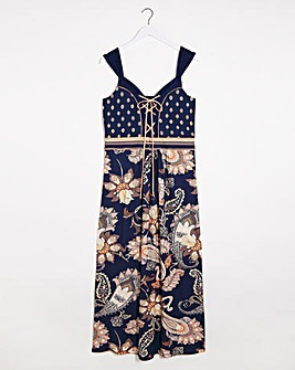 Joe Browns Large Scale Print Maxi Dress