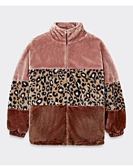 Ugg Elaina Faux Fur Jacket