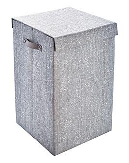 Glitz Foldable Laundry Bin
