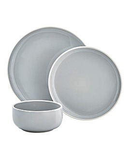 Soho 12 Piece Stoneware Dinner Set