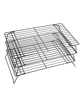 Non-Stick Three Tier Cooling Rack