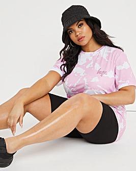 Hype Tye Dye Logo T-Shirt