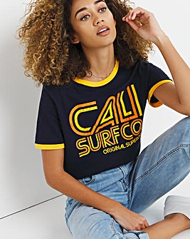 Superdry Cali Surf Graphic Tee