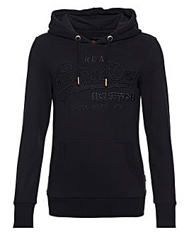 Superdry Embroidered Infill Entry Hoodie