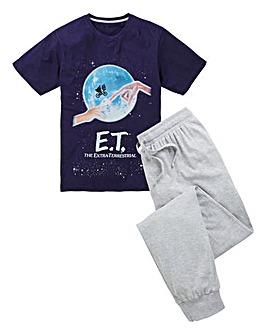 E.T. Cuffed Pyjama Set