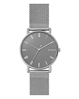 Skagen Gents Signature Mesh Watch