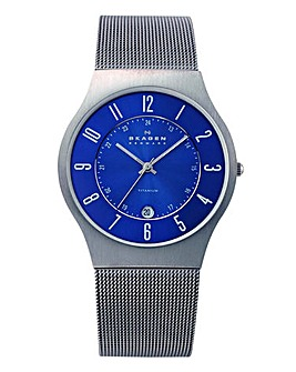 Skagen Gents Grenen Mesh Watch