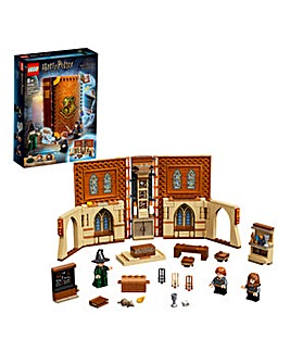 LEGO Harry Potter Hogwarts Moment: Transfiguration Class - 76382