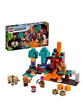 LEGO Minecraft The Warped Forest - 21168