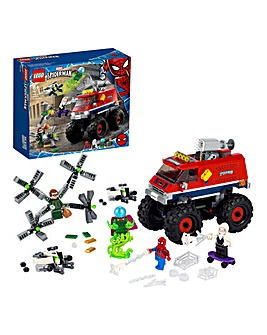 LEGO Marvel Spider-Man's Monster Truck vs. Mysterio - 76174