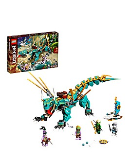 LEGO NINJAGO Jungle Dragon - 71746