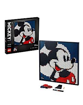 LEGO Art Disney