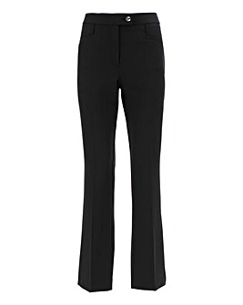 Magisculpt Straight Leg Trousers Long
