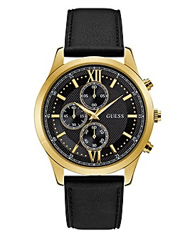 Guess Mens Hudson Strap Watch