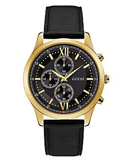 Guess Mens Hudson Strap Watch