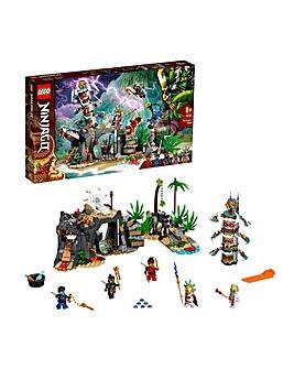 LEGO NINJAGO The Keepers' Village - 71747