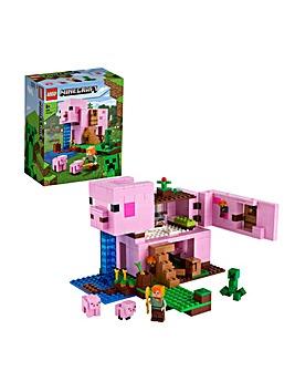 LEGO Minecraft The Pig House - 21170