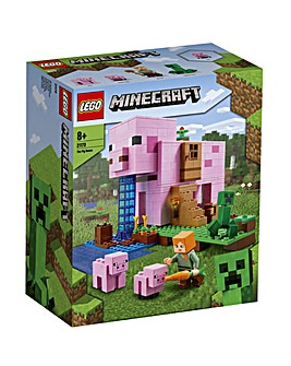 LEGO Minecraft The Pig House - 21170