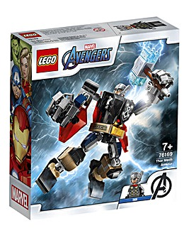 LEGO Marvel Thor Mech Armour