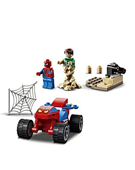 LEGO Marvel Spider-Man and Sandman
