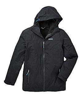 Snowdonia Black 3-in-1 Jacket