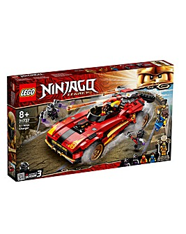 LEGO NINJAGO X-1 Ninja Charger - 71737