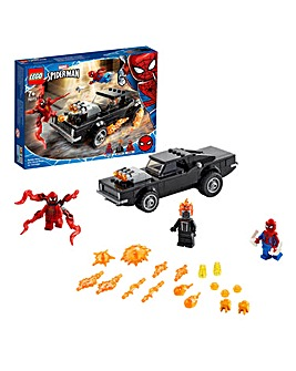 LEGO Marvel Spider-Man and Ghost Rider