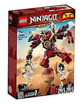 LEGO NINJAGO The Samurai Mech