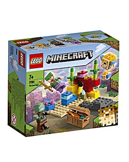 LEGO Minecraft The Coral Reef - 21164