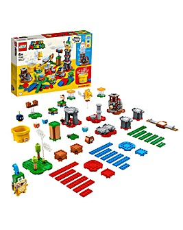 LEGO Super Mario Master Your Adventure Maker Set - 71380