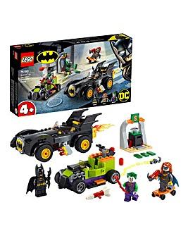LEGO Batman and Joker Vehicles - 76180