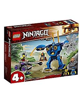 LEGO NINJAGO Jay's Electro Mech - 71740