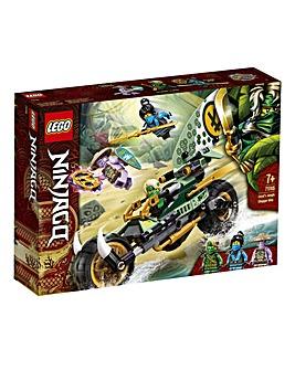 LEGO NINJAGO Lloyd's Jungle Chopper Bike - 71745