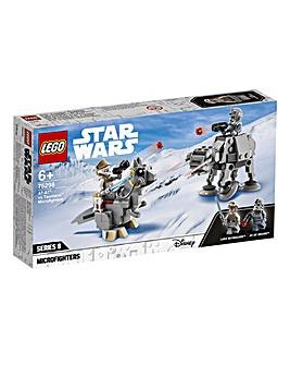 LEGO Star Wars AT-AT vs. Tauntaun Microfighters - 75298