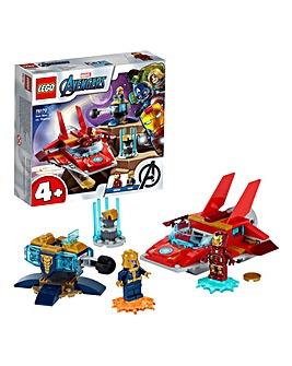 LEGO Marvel Iron Man Vs Thanos - 76170