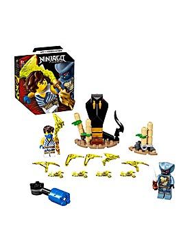 LEGO NINJAGO Epic Battle Set - Jay vs. Serpentine - 71732
