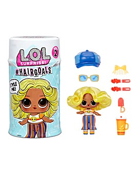 LOL Surprise Hairgoals Series 2 Doll Assortment