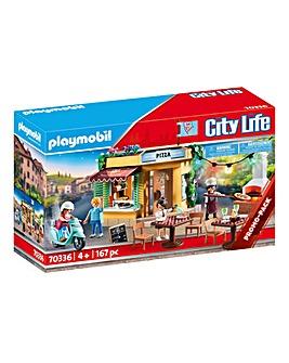 Playmobil 70336 City Life Pizzeria