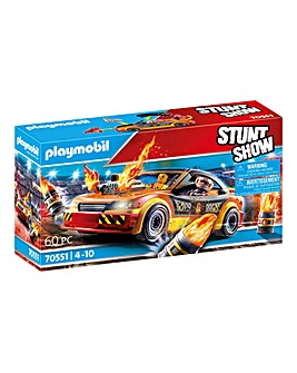 Playmobil 70551 Stunt Show Crash Car