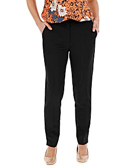 Tailored Tapered Trousers Petite