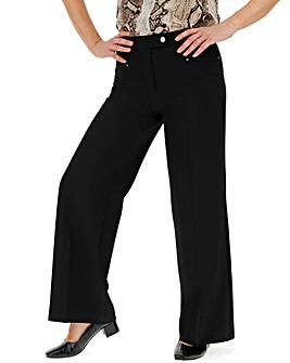Magisculpt Wide Leg Trousers Regular