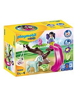 Playmobil 70400 1.2.3 Fairy Playground