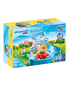 Playmobil 70268 AQUA Water Wheel Carousel