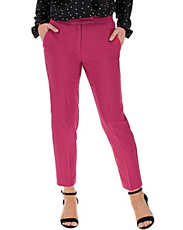 Mix and Match Pink Tapered Leg Trousers